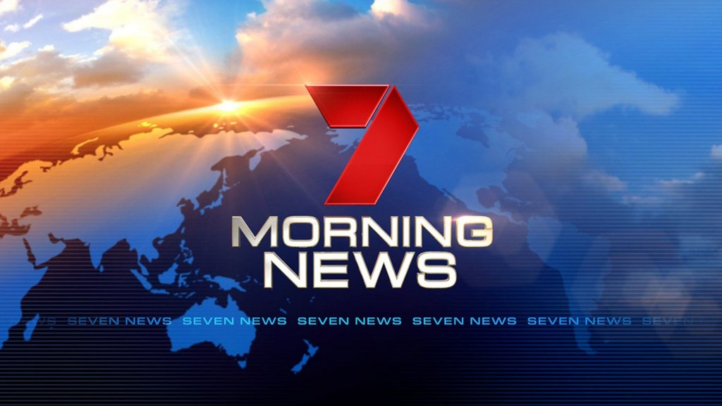 Seven News reporter Denham Hitchcock admitted to hospital with heart disease after Pfizer shot