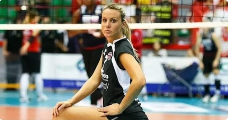 """Volleyball player Francesca Marcon: """"I have pericarditis due to the vaccine"""""""