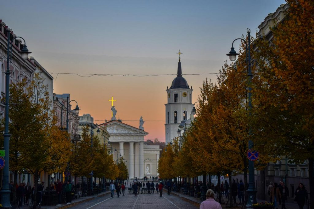 Lithuania imposes tough restrictions on people without a covid passport