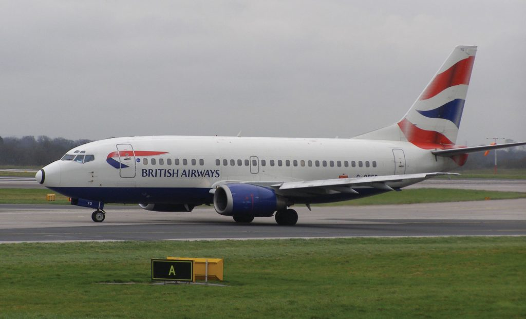 No more ladies and gentlemen in British Airways